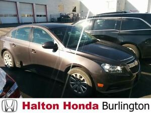 2011 Chevrolet Cruze LT TURBO|ACCIDENT FREE|JUST IN