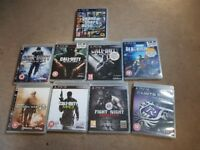Ps3 games!