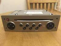 CD player / fm stereo and disc changer