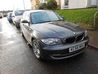 BMW 118d SPORT e87 2.0 '06 12 months MOT!