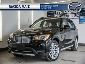 2013 BMW X1 XDRIVE ** TOIT PANORAMIQUE **