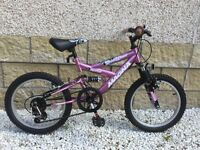 Girls bike for sale ages 5-8