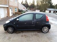 2012 Peugeot 107 - Perfect run around or first car