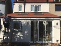 plasterer / building