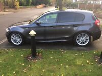 BMW 120D M Sport 06 Reg 120K Full BMW Service History