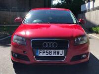 Audi A3 8P Facelift [58] 2008 1.9 TDI SE Sportback 5dr