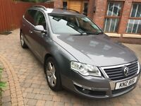 2008 Model Volkswagen Passat Tdi Sport Estate 140bhp