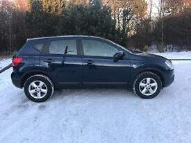 NISSAN QASHQAI ACENTA 1.5 DCI DIESEL, 6 SPEED LONG MOT WILL SWAP