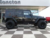 2014 Jeep Wrangler Unlimited Sport Mud Tires