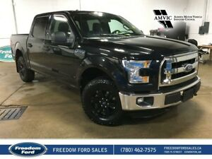 2015 Ford F-150 Air Conditioning, Cloth Seats