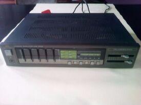 Vintage MS Stereo audioAmplifier MS 3102 metro