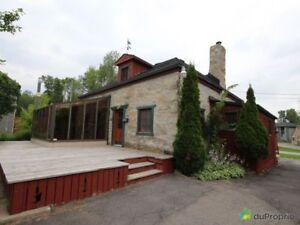 349 000$ - Maison à un étage et demi à vendre à Auteuil