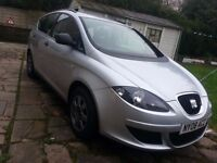 2008 SEAT ALTEA XL 1.9 TDI STYLANCE TO SWAP FOR AN AUTOMATIC