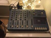 Tascam 414 MKII Portastudio Multitrack Cassette Tape Recorder
