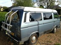 VW T25 Camper Van