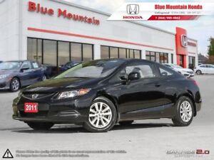 2012 Honda Civic EX-L Coupe (A5) Low Kms