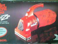 Dirt Devil Handheld Vacuum Cleaner as new