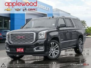 2018 GMC Yukon XL Denali ONE OWNER DENALI WITH ONLY 5300 KM A...