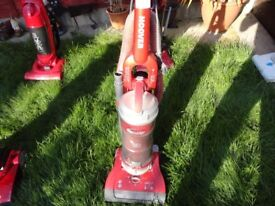 turbo power hoover working order