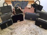 Chanel, Valentino, YSL, Gucci, Louis Vuitton