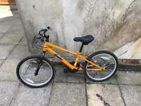 Boys bike, suitable for 8-9 year old