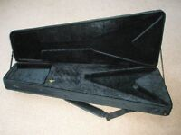 Warwick Soft Light Case for Flying V Electric Guitar