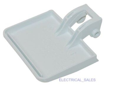 ELECTROLUX AEG ZANUSSI WASHING MACHINE WHITE DOOR HANDLE 1508509005 GENUINE PART for sale  Shipping to United States