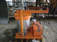 orwak 5030b waste compacter baler