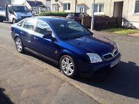 2003 53 Vauxhall Vectra Good Condition Clean Car SRI alloys cheap sale swap