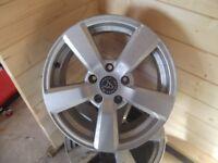 Alloy wheels 5x114.3 PCD