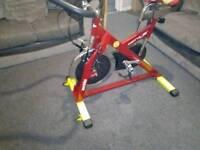 exercise Spinning aerobike zero