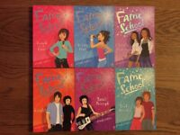 Set of Fame School Books