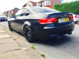 2009(09) BMW M3 e92 4.0 V8 FROZEN BLACK