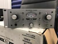 Universal Audio 710 Twin-Finity Pre Amp (Mint Condition!)
