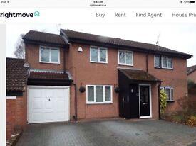 4 Bedroom House Rownhams, Southampton SO16 * No Agent Fees