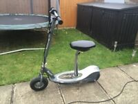 Razor E300 S Electric Scooter With Seat