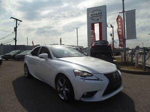 2015 Lexus IS 350 LUXURY AWD, CUIR, TOIT, NAV, B