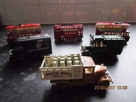 Model Vans/Buses