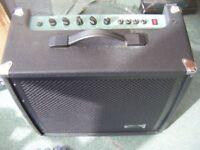 STAGG 60BA BASS AMPLIFIER-FULLY WORKING ORDER-GOOD COND-OFFERS CONSIDERED