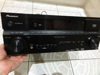 Pioneer VSX-1017TXV-K 7 x 120W 7.1-Channel No R-control 90.Only