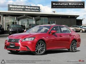 2013 LEXUS GS 350 AWD F SPORT PKG |NAV|CAMERA|PHONE|NO ACCIDENTS