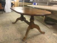 Table Big Solid Pine