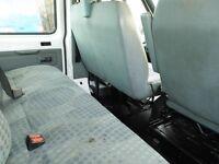 Ford Transit 350 2.4 115 Dropside EL Frame