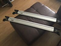 Thule WingBar Edge 9584 for VW Tiguan Mk1 among other cars and models