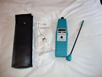 ANGLO NORDIC GAS SAFE II GAS DETECTOR WITH POUCH