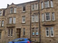 Newly Refurbished Spacious Studio Flat located 5 minute walk to heart of Paisley