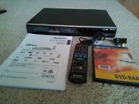 Panasonic DMR-BS750 Blu-ray Recorder twin freesat hd tuners