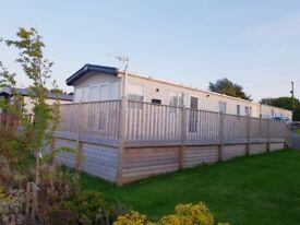 Caravan for sale, 3 bedroom ABI Sunningdale (like new) on Thurston Manor - Dunbar