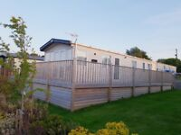 Caravan for sale, 3 bedroom ABI Sunningdale (like new) on Thurston Manor - Dunbar