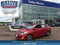 2015 Hyundai Accent SE - SUNROOF, ALLOYS & MORE! ONLY $99 BW!!!